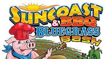 Suncoast BBQ & Bluegrass Bash Car Show Logo