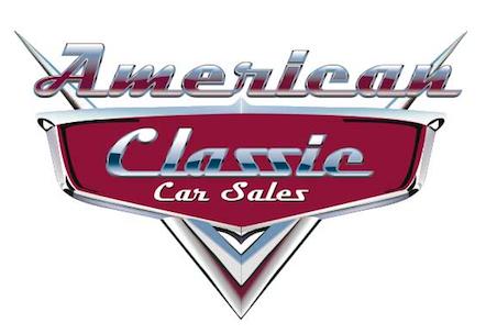American Classic Car Sales Logo